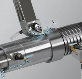 Discover Jet-Stream™ Turning, Boring and Threading Tool Solutions from Dorian Tool