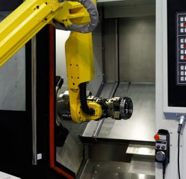 Making the Case for CNC Robotics in Machine Shop Automation