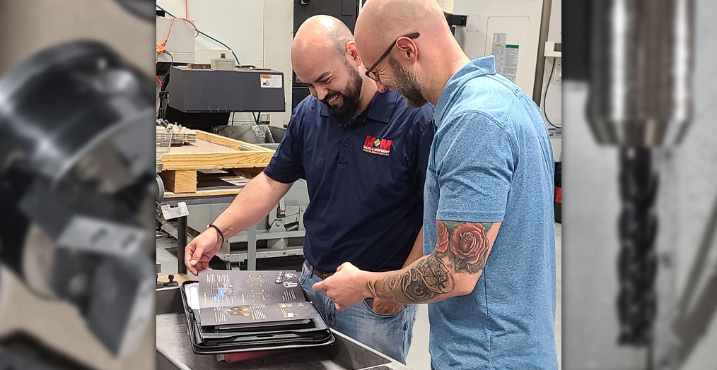 PMR Global saves time with tooling recommendations from M&M Sales & Equipment